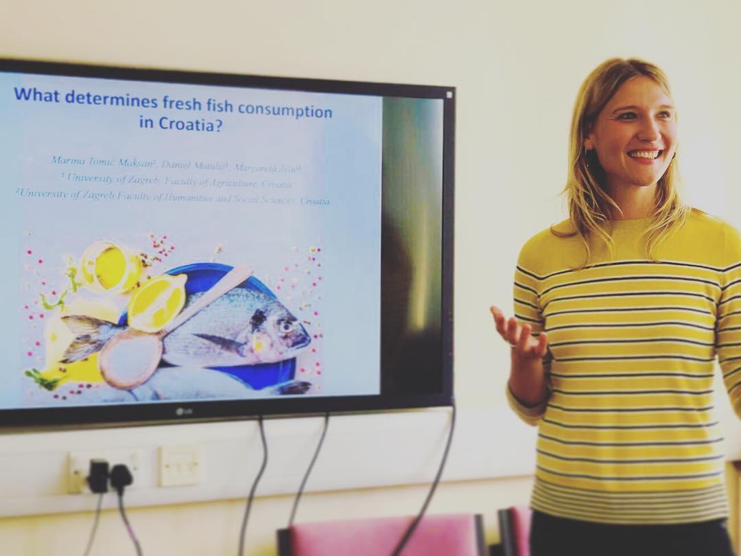 Meet the Researcher – Marina Tomić Maksan