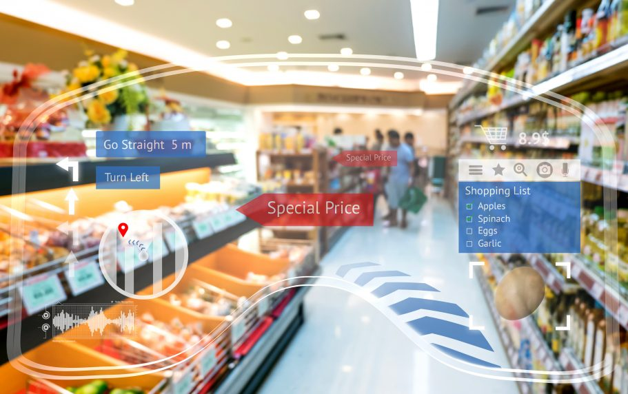 Report on experimental research using a virtual store environment to understand consumer food choice relating to FQS products and strategies