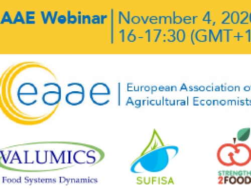 EAAE Webinar: Improving the functioning of EU agri-food supply chains to the benefit of small-scale producers