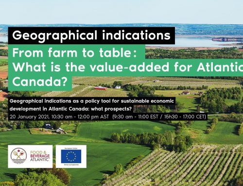 Strength2Food at the EU-Canada Geographical Indications webinar series