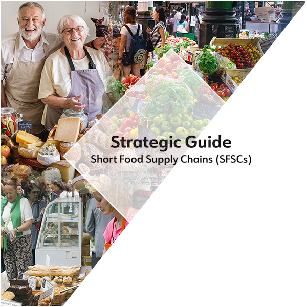 Strength2Food Strategic Guide Short Food Supply Chains (SFSCs)