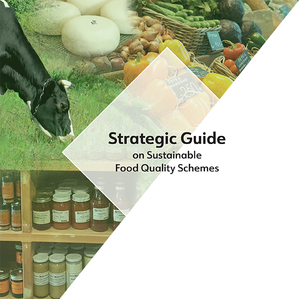 Strength2Food Strategic Guide on Sustainable Food Quality Schemes (FQS)