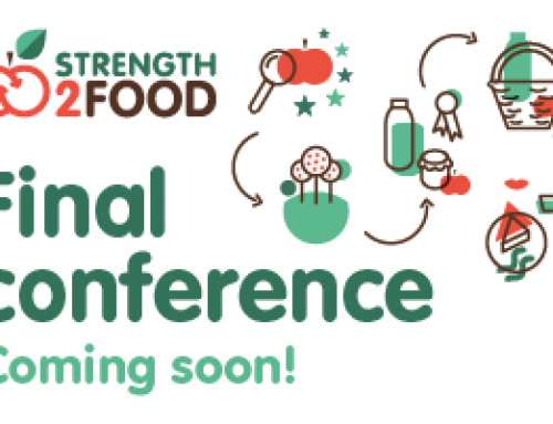 Strength2Food Final Conference is soon approaching!