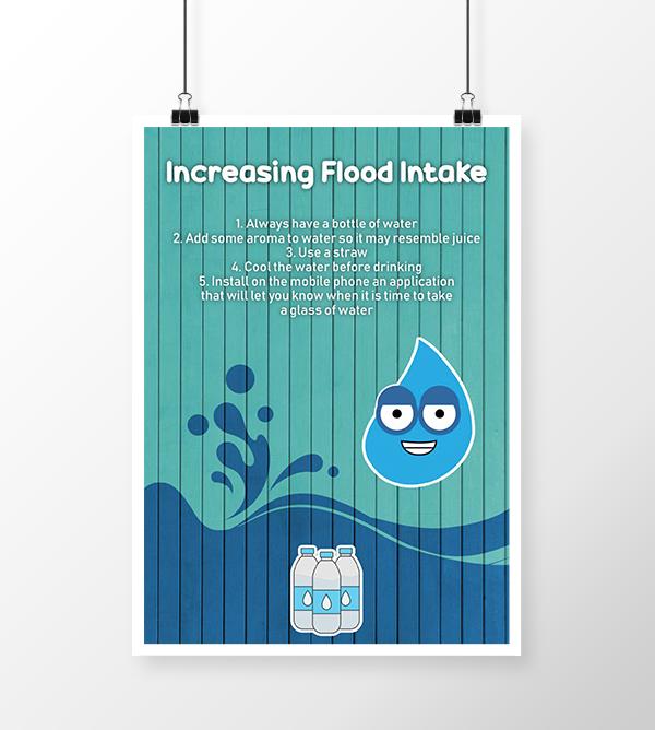 Strength2Food - increasing flood intake